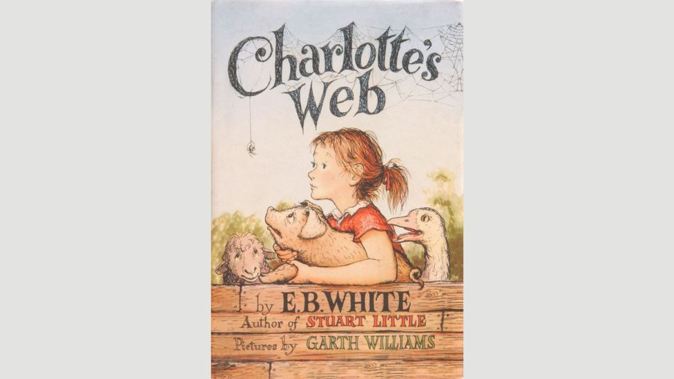EB White featured anthropomorphized animals in Stuart Little and Charlotte's Web, mixing real human behaviour and emotions with fantasy (Credit: Alamy)