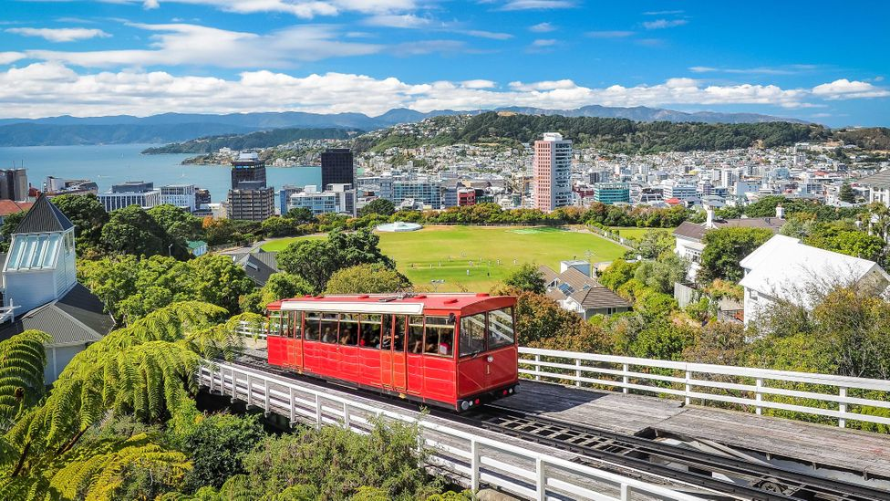 Wellington was ranked as the third-happiest city in the 2019 UN World Happiness Report (Credit: Credit: Robert CHG/Getty Images)