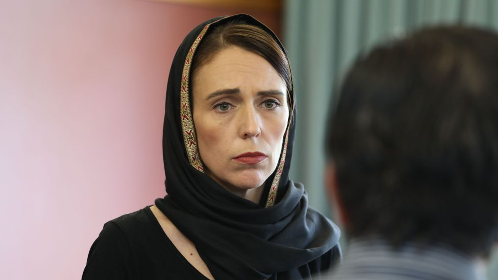 Prime Minister Jacinda Ardern is known for her compassionate approach to politics (Credit: Credit: Handout/Getty Images)