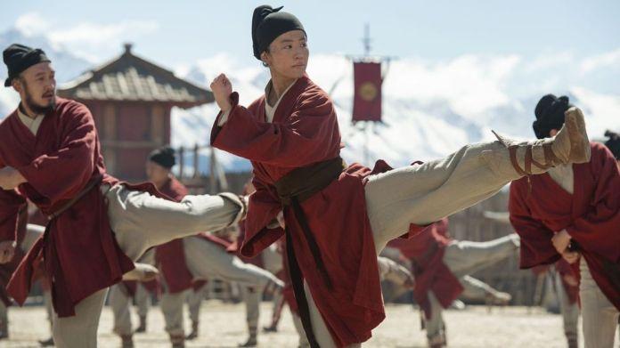 Mulan still (Credit: Disney)