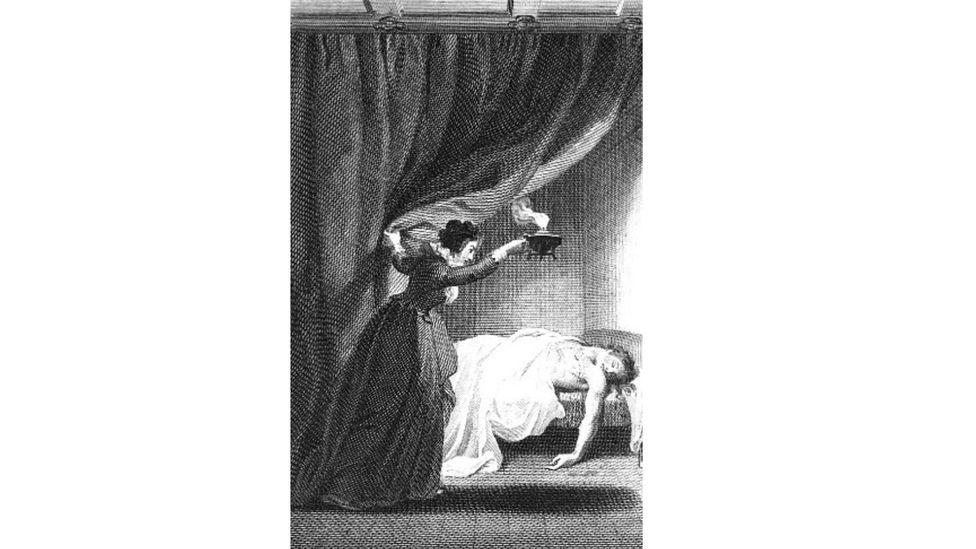 Kadınlar Gotik kurguya hükmediyordu - Ann Radcliffe, Udolpho'nun Gizemleri adlı romanıyla rekor kıran bir ilerleme elde etti (resimde) (Kredi: Alamy)