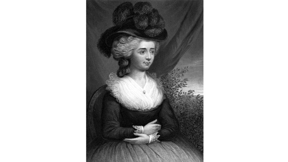 18. yüzyıl hiciv yazarı Frances Burney (resimde) gibi birçok kadın yazar, kendi adlarıyla başarılı bir yazı yazdı (Kredi: Alamy)