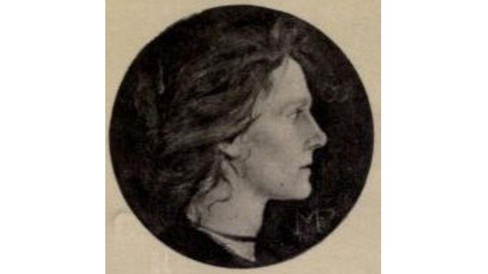 Lezbiyen çift Edith Cooper (resimde) ve Katharine Bradley, çalışmalarını ortaklaşa olarak Michael Field adı altında yayınladılar (Kredi: Alamy)