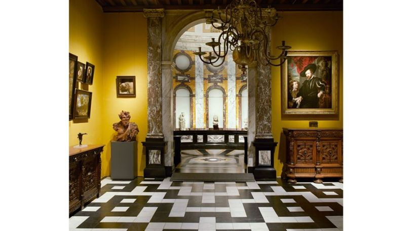 Flemish master Rubens lived in an elegantly proportioned home in Antwerp (Credit: Life Meets Art/ Phaidon)