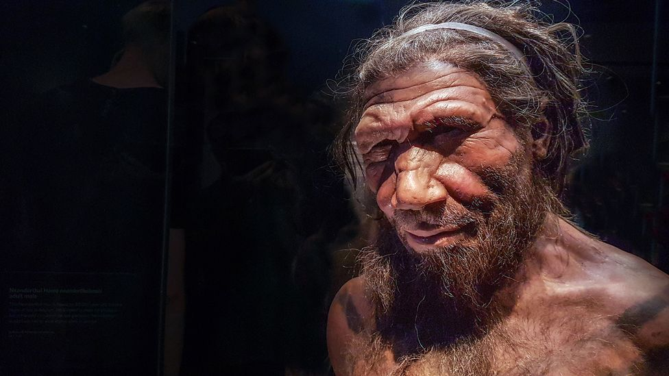 One thing the archaeological record cannot tell us is if Neanderthals and early modern humans were physically attracted to one another (Credit: RM Flavio Massari/Alamy)