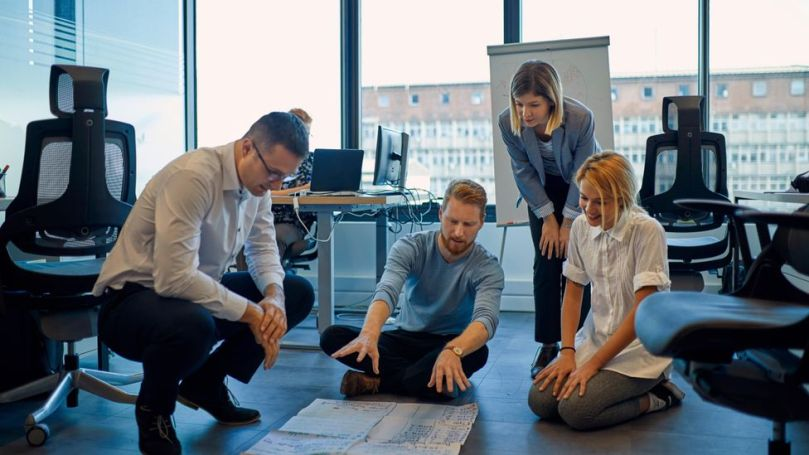 In general, we should be allotting more time to the idea-generation phase of projects, the research shows (Credit: Alamy)