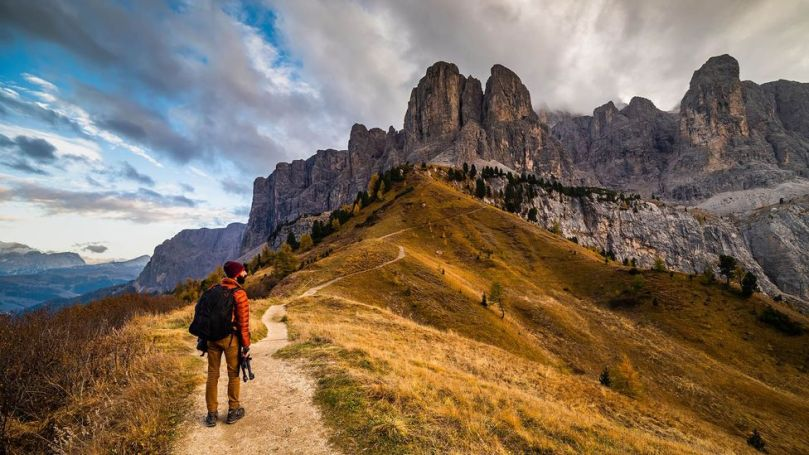 When completed, Italy's Path of the Parks will be twice the length of the US' Appalachian Trail (Credit: Credit: Anton Petrus/Getty Images)