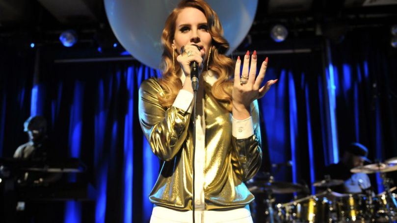 From early in her career, Lana Del Rey has developed an enigmatic image – one steeped in glamour, but with a tragic undertow (Credit: Getty Images)