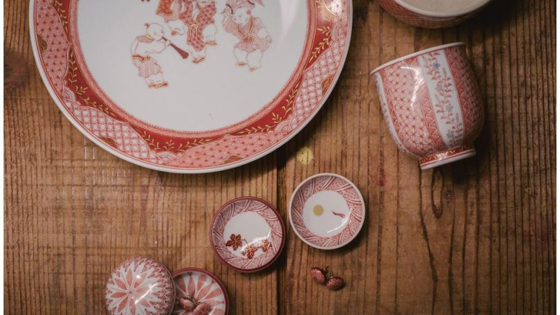 There are differing traditions around the islands of Japan in ceramics and pottery (Credit: Irwin Wong, Handmade in Japan, gestalten 2020)