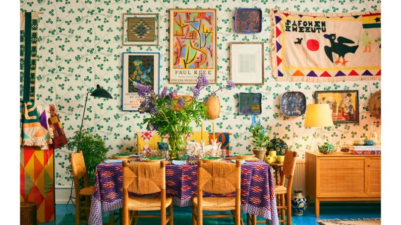 The Apartment in Copenhagen is a design gallery and a pioneer of the eclectic, maximalist look (Credit: The Apartment, Copenhagen)