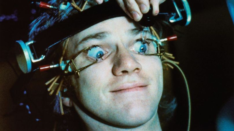 Stanley Kubrick's A Clockwork Orange was among a wave of provocative, maverick films that came out in 1971 (Credit: Alamy)
