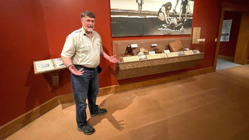 While some artefacts remain on site, Spiro's bounty is spread among more than 65 museums across the US