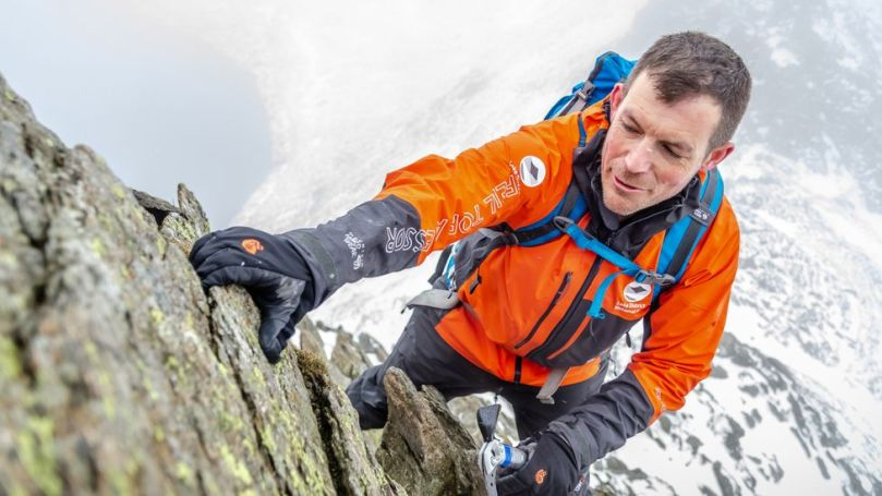 Every day from December to April, a Fell Top Assessor must hike Helvellyn to report the weather conditions (Credit: Fell Top Assessors)