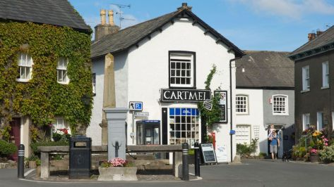 The Cartmel Sticky Toffee Pudding Company has been making puddings since 1984 (Credit: John Morrison/Alamy)