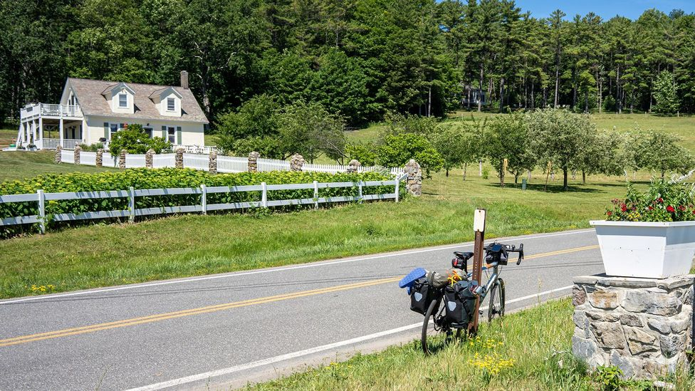 Some of the most scenic stretches along the Empire State Trail are the backroads found just off the trail (Credit: Sebastian Modak)