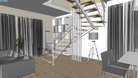 Staircase proposal