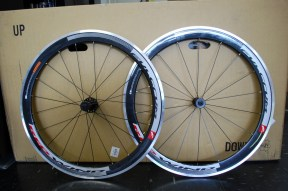 Fulcrum Red wheelset