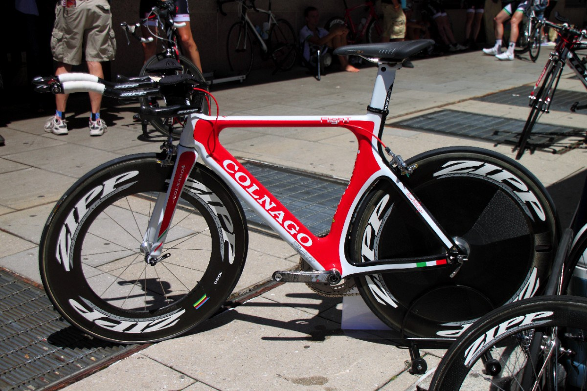 Colnago time-trial bike - Complete bicycles - Barcelona