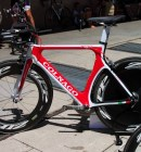 Colnago time-trial bike