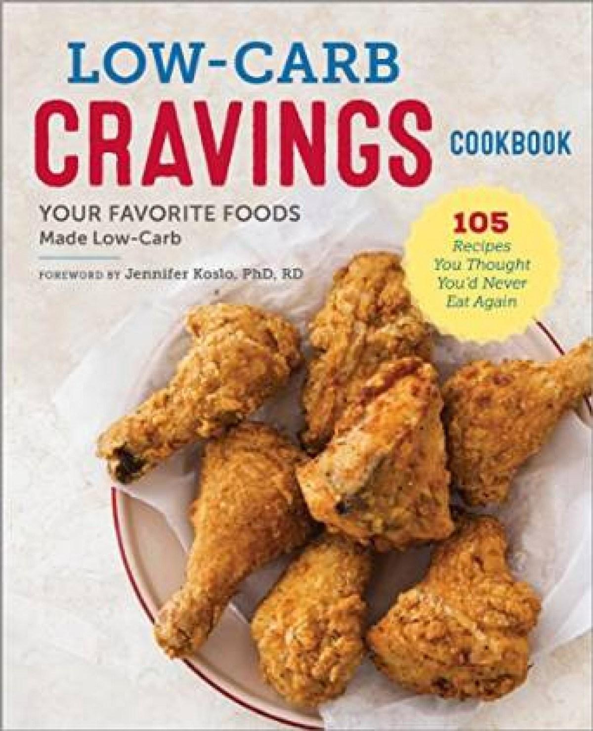 Low-carb Cravings Cookbook