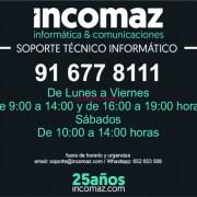 INCOMAZ, Informática, Comunicaciones y Sonido profesional