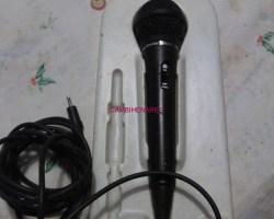 Micrófono Vivanco DM39