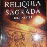 Libro la reliquia sagrada