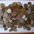 Monedas por países de Europa al peso
