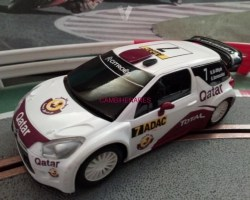Scalextric DS3 WRC
