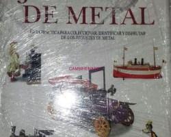 JUGUETES DE METAL, GUIA PRACTICA COLECCIONAR