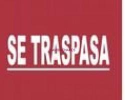 TRASPASO DE TIENDA DE ALIMENTACION