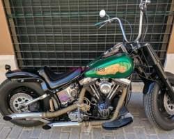 Harley Davidson softail fatboy 1340