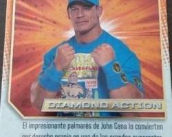 CROMOS WWE PANINI 2015 O CAMBIOS