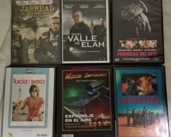 VARIOS DVD