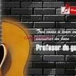 Profesor de iniciación a la guitarra