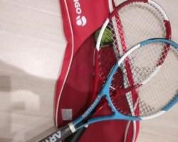 Juego de raquetas