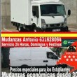 PORTES Y MUDANZAS DESDE 25€.