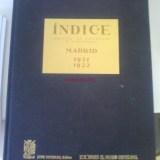 INDICE (REVISTA DE DEFINICIÓN Y CONCORDIA