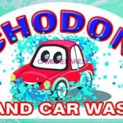 Lavado manual de vehículos