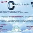 CHARLA GRATUITA 'CONCIENCIA VIVA'