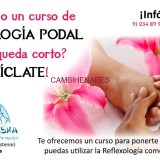 Curso Reflexología Podal - RECICLAJE