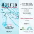Presentación gratuita libro: ACUPUNTURA. UNA FARMACIA EN EL CUERPO