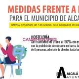 ES NOTICIA. Alcalá de Henares informa sobre las medidas frente al COVID-19