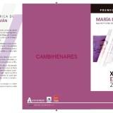 ES NOTICIA. Abierta la convocatoria de la XXIII Edición del Premio María Isidra de Guzmán