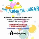 """ES NOTICIA. Arranca el Programa """"Otra Forma de Jugar"""" en Alcalá de Henares"""