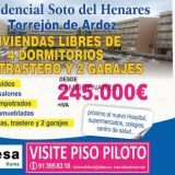 OBRA NUEVA. Residencial Soto del Henares