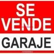 VENDO PLAZLA DE GARAJE.