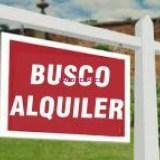 BUSCO PISO EN ALQUILER.