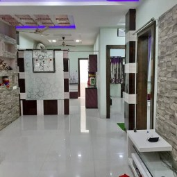 2 BHK Independent Semi Furnished house Available On Rent