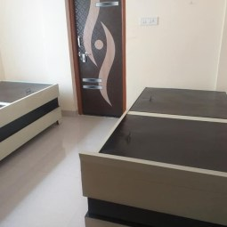 1 RK Semi Furnished Available For Rent